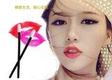 Cepillo profesional del maquillaje del perfil (SM-M078)