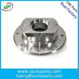 Pezzi meccanici di giro di CNC dell'alluminio di precisione dell'OEM, parti di macinazione di aeronautica