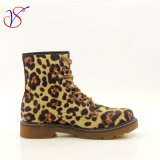 Deux couleurs Femmes Work Boots Chaussures Sv-Tc001b