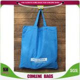 La maggior parte hanno accolto favorevolmente il sacchetto di Tote superiore stampato marchio della tela di canapa del cotone