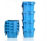 Angebrachter Kappen-Verschachtelungs-Plastikvorratsbehälter (PK6040)