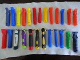 """Dia штанги провода 9 """" *5: 8.0mm покрынная ручка ролика краски цинка с клеткой 38mm"""