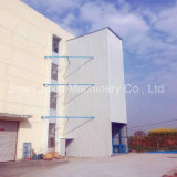 Elevador aéreo de las mercancías de la plataforma de China/elevación hidráulica del cargo de la carga