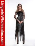 Costume Cosplay невесты трупа втулки платья партии Halloween женщин длинний