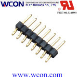 2.0mm Single Row van 90 Degrees SMT Pin