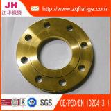 JIS B2220 Flansch des Schweißens-Stutzen-10k