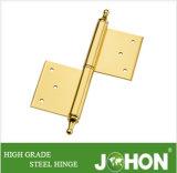 Hardware de aço ou porta de ferro dobradiça da bandeira (acessórios de móveis 120 / 140X99mm)