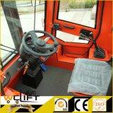 Forklift da função do carregador da roda do Forklift do terreno áspero da movimentação do tipo 4X4 de Welift