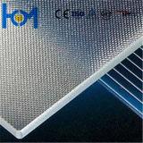 태양 전지판을%s 낮은 철을%s 가진 높은 투과율 Ar 코팅 Tempered 매우 명확한 태양 유리