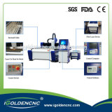 вырезывание металла лазера 300W 500W 1000W, машина лазера волокна для сплава стали /Stainless стали углерода/алюминиевых