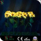 Garden Light Decoración de girasol para la venta
