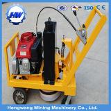 Línea precio de fusión automático del pavimento de la pintura del tráfico de la máquina de la marca de camino