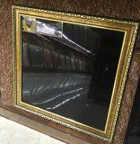 De volledige Galzed Opgepoetste Tegels van de Tegels van het Porselein Super Zwarte (6000C)