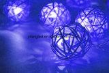 De LEIDENE Lichte, Decoratieve Lichten van het Koord voor de Decoratie van het Huwelijk