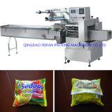 Machine d'emballage horizontale automatique d'écoulement de nouille instantanée de qualité