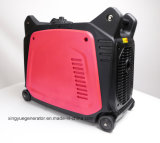 gerador do inversor da gasolina da potência de 4-Stroke 2300W com acionador de partida elétrico e de controle remoto portáteis