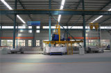 Tianyi a spécialisé l'usine creuse de bloc de gypse de machine de cloison de séparation