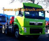 Faw 6X4の重いトラクターヘッドトラック