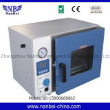 LCD Display Vacuum Drying Oven mit Vacuum Pump