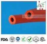 Tubo de alta temperatura del silicón del claro del manguito del silicón de la categoría alimenticia de la alta calidad
