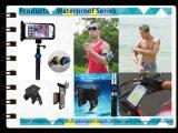 Smartphoneのためにセットされるスポーツキットが付いているBluetooth防水Selfieの棒