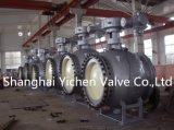 Il Turbine Operation api 6D Flanged Dbb Ball Valve