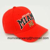最上質の刺繍された野球帽