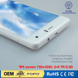 5.5 polegadas IPS 2.5D Quadcore Android Lollipop 4G Smart Phone