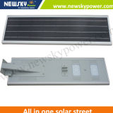Oneの高いLumen Outdoor Solar Cell Street Light All