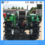 40HP / 48HP / 55HP 4WD Mini / Compact / Small Power Steering / Greenhouse / Garden / Lawn / New Brand Wheel / Diesel Farm Tractor