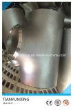 Тройник редуктора B16.9 безшовный нержавеющий Wp304/304L стальной