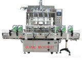 Volledige Automatische Vloeibare het Vullen van de Tafelolie van de Fles van het Huisdier Machine