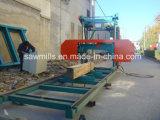 Scierie en bois portative dans le matériel de scierie