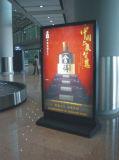 Acrylic рекламируя светлую коробку