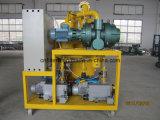 Macchina dielettrica automatica di filtrazione dell'olio di funzionamento del PLC (ZYD-50)
