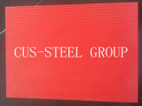 색깔 Coated Galvanized Coil/PPGI Coils 또는 Color Coated Galvanized Steel Coil