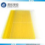 100% Folha de luz solar de policarbonato de material fresco para cobertura