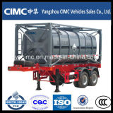 Iso Tank Container 40ft Liquid Chemical Tank Container di Cimc 20ft