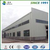 중국 저가 디자인 강철 구조물 작업장 (SW333)