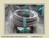 Pipe résistante à haute pression de boucle de l'acier inoxydable 304L