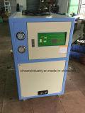 Refrigeratore raffreddato aria per plastica
