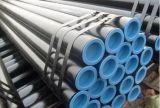 Tubulação de aço sem emenda laminada a alta temperatura de aço de carbono de ASTM A53/A106