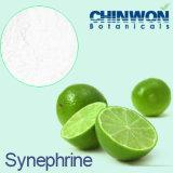 1.新陳代謝のブスターの柑橘類のAurantiumのエキスSynephrine 98%