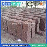 Machine de fabrication de brique comprimée d'argile de la terre de M7mi
