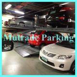 自動自動車簡単な機械車の駐車システムガレージ