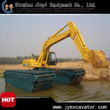 Undercarriage Pontoon를 가진 고양이 또는 Caterpillar Hydraulic Crawler Excavator