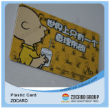 Carta di insieme dei membri di plastica della carta del PVC della carta della carta VIP di nuovo stile 2015