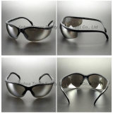 ANSI Z87.1 de Zwarte Nylon Bril van de Veiligheid van het Frame (SG107)