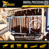 Mina de minería industrial Screening Machine Mina de carbón Vibrating Screen