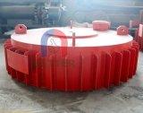 Separador magnético para a separação do minério (RCYD-10)